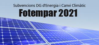 Convocatoria de subvenciones para instalaciones fotovoltaicas y micro eólicas dirigidas a particulares, entidades sin ánimo de lucro, PYMES y asociaciones empresariales (Programa Operativo FEDER 2021-2027)